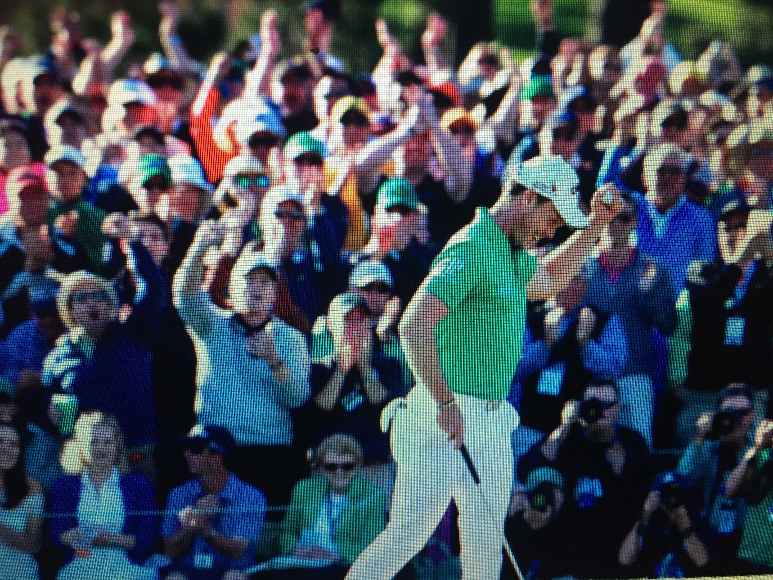 The 2016 Masters A Gentleman's Sport