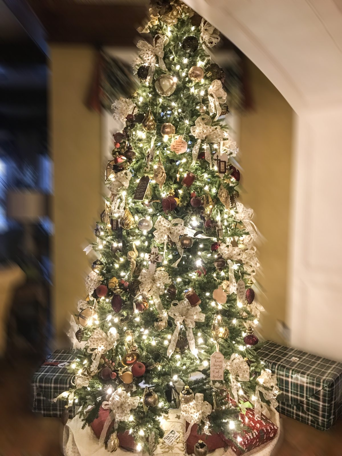 Water the Tree 9 Ways To Take Care Of You In December